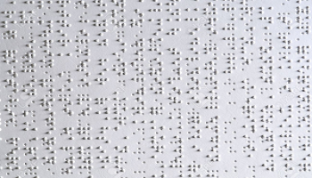 Testo in Braille